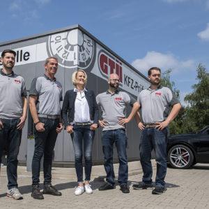 GTÜ Warendorf am 18.05.2018 in Warendorf